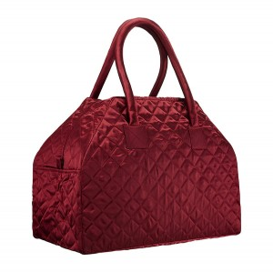RED LUNA WEEKEND BAG